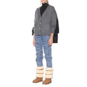 UGG X Y/PROJECT Triple Cuff Layered Boots 11